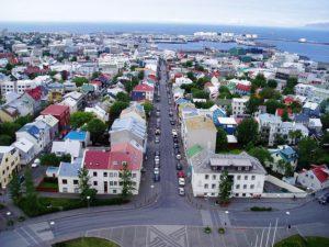 Cidade Sustentavel Reykjavik